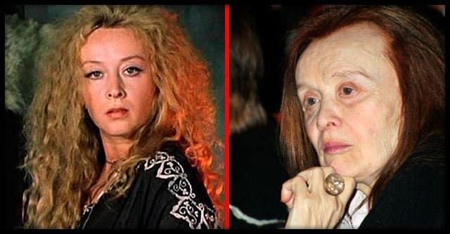 Маргарита Терехова не узнает близких – у актрисы болезнь Альцгеймера
