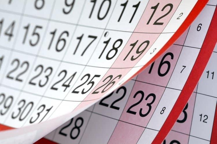 Праздники и выходные в ноябре 2019: календарь праздничных и выходных дней на ноябрь 2019 года