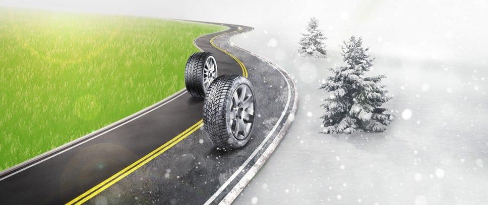 Когда переходить с летней резины на зимнюю в сезоне 2019-2020: по закону и по погоде