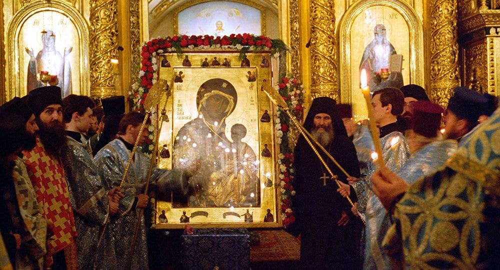 Какой церковный праздник сегодня 26 октября 2019 чтят православные: праздник в честь Иверской иконы Божьей Матери отмечают 26.10.2019