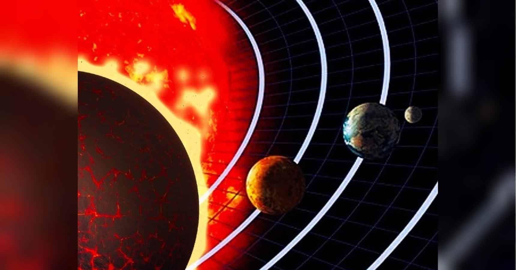 Земля спасена? Таинственная планета Нибиру распалась на части над Москвой