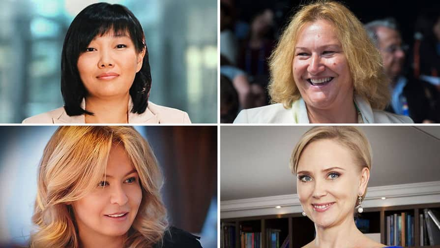 Самые богатые женщины России: рейтинг журнала Форбс