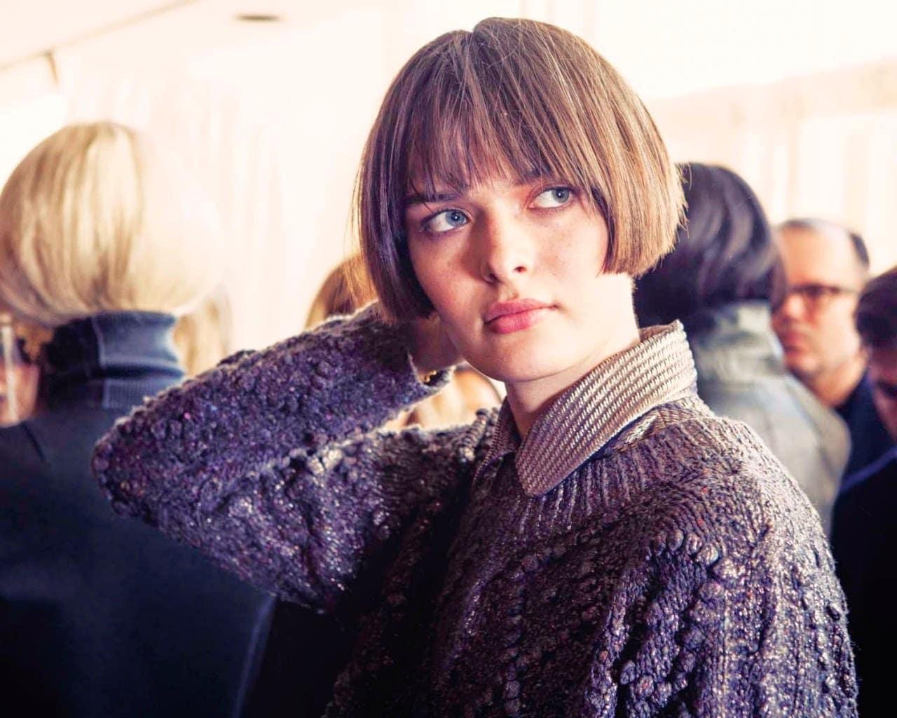 Французский боб: стрижка хит 2019 года, особенности стрижки, подробности парикмахерских техник