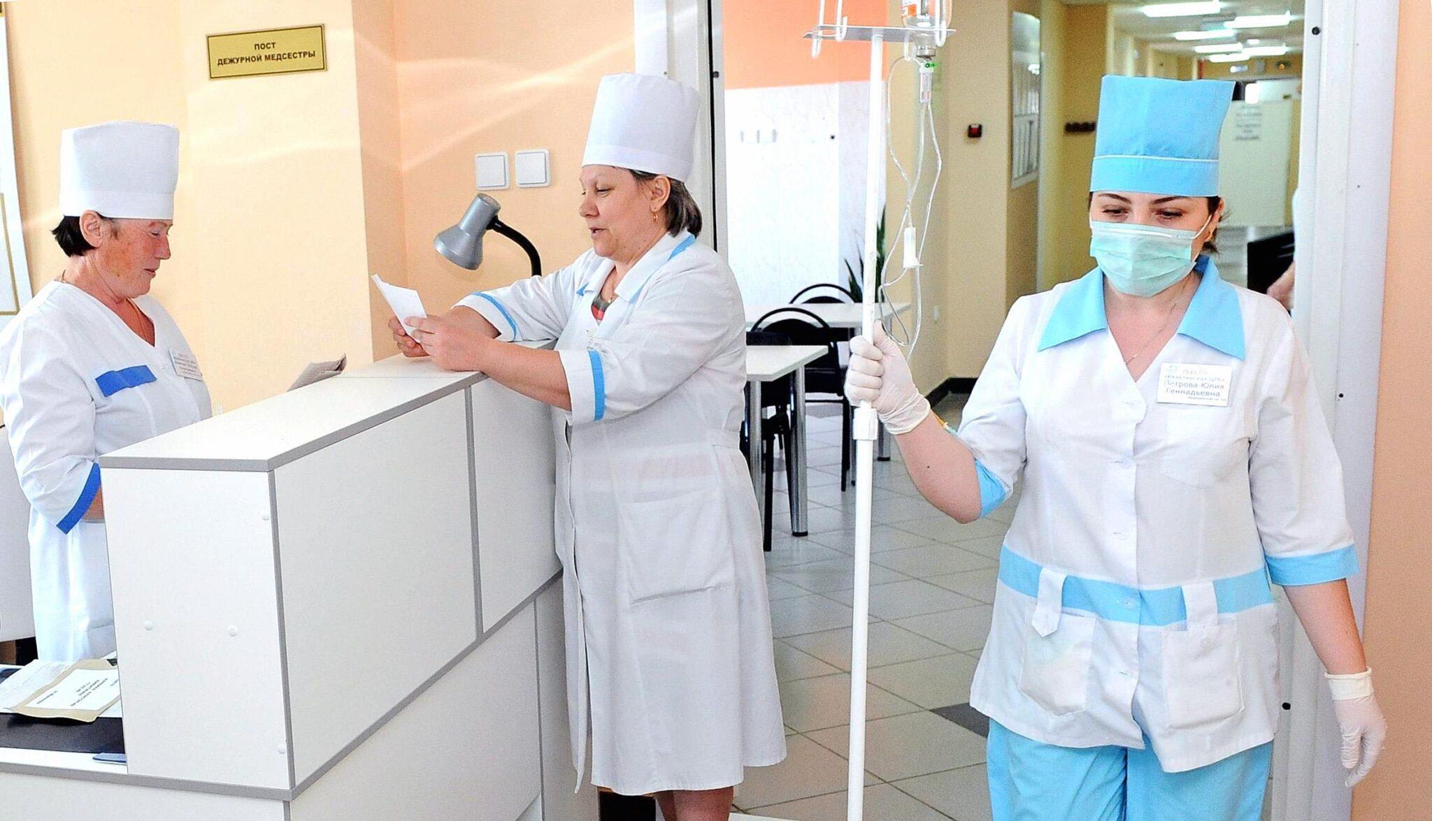 Повышение зарплаты медикам в 2019 году в России: последние новости