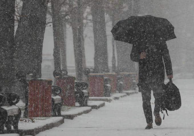 Первый снег в Москве: когда будет в 2019 году, особенности московского климата