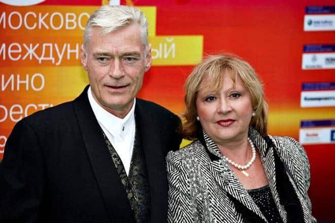 Борис Щербаков, чем болеет: что известно о его жене