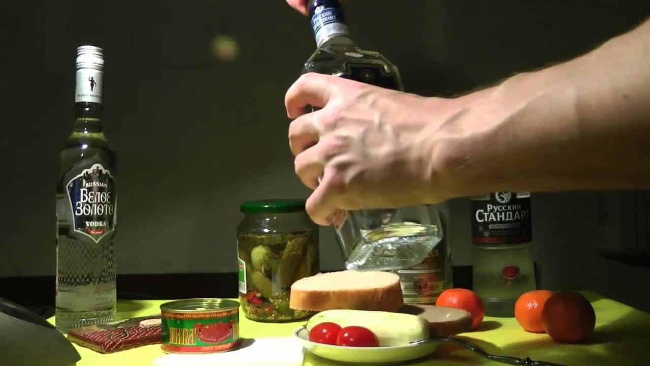 Чем нельзя закусывать водку: какие продукты несовместимы с водкой. Советы специалистов по выбору лучших закусок