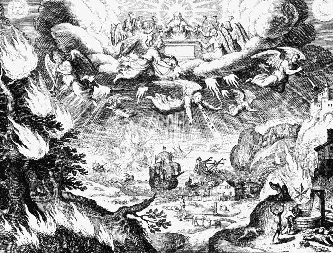 Пророчества Иоанна Богослова: апокалипсис, начинают сбываться