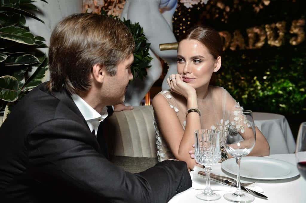 Дарья Клюкина и Владимир Чопов поженились в октябре 2019: как проходила свадьба, кого пригласили