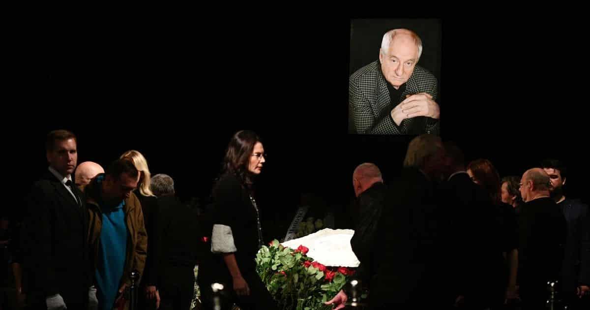 Марк Захаров, как прожил последние минуты своей жизни, похороны, история болезни режиссера