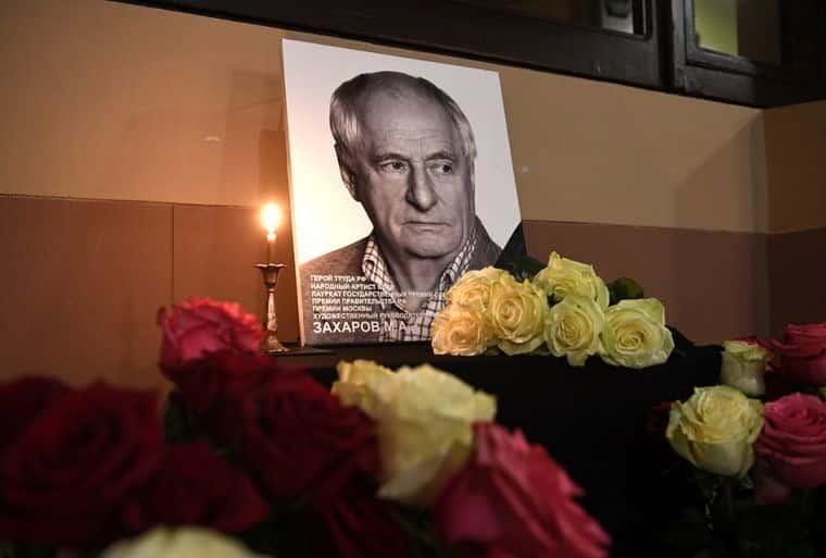 Похороны Марка Захарова: где и рядом с кем покоится великий режиссер