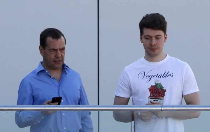 Какое гражданство у сына Дмитрия Медведева, Ильи: биография наследника Дмитрия Медведева
