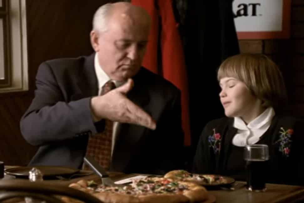 Михаил Горбачёв: чем болен, последние новости о состоянии здоровья. Как зарабатывал Горбачев после отставки, рекламные ролики с Горбачёвым