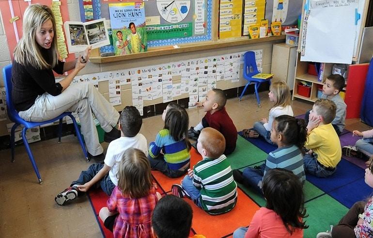 Детские сады в Америке: как работают, питание и воспитание детей в детских садах США