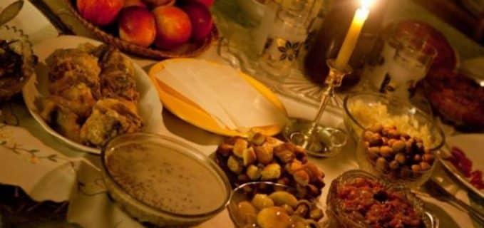Какого числа Рождественский пост в 2019-2020 году: правильный календарь питания, как правильно организовать питание в Рождественский пост