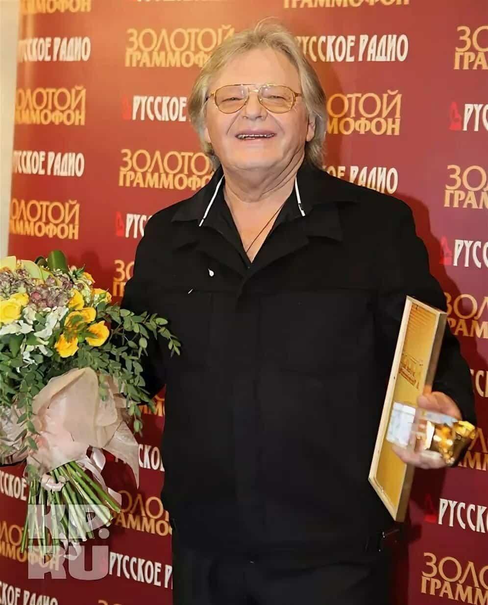 Юрий Антонов, чем болеет: последние новости, биография и награды
