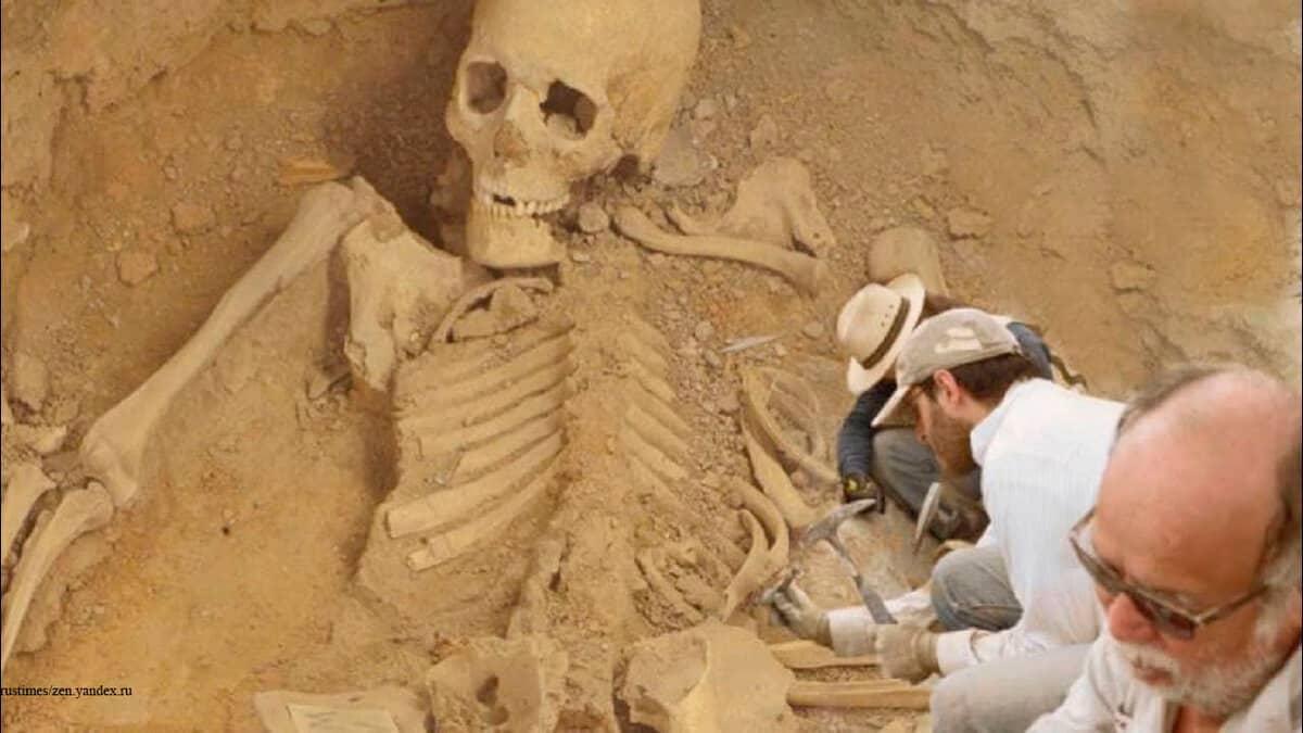 Народ Адиты из Корана: правда ли существовали легендарные великаны