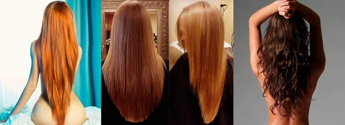 Рыжие тренды осени: лисий хвост - лучшая стрижка для длинных волос