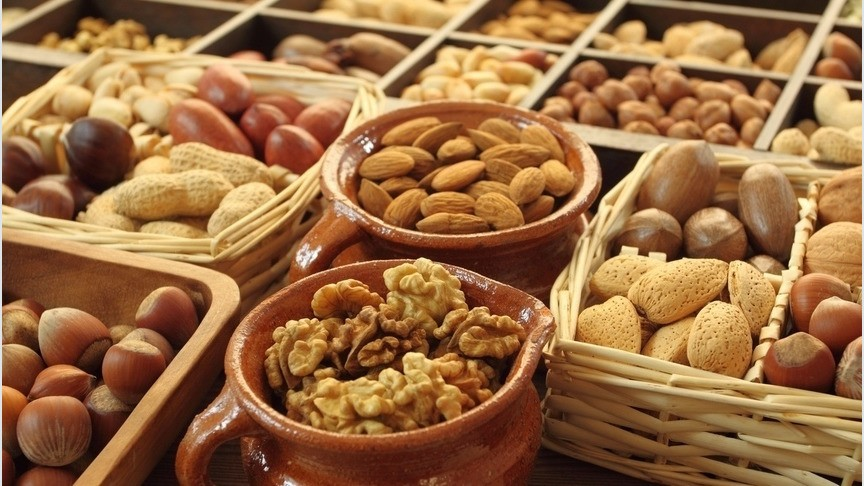 Самые полезные орехи по мнению Роспотребнадзора