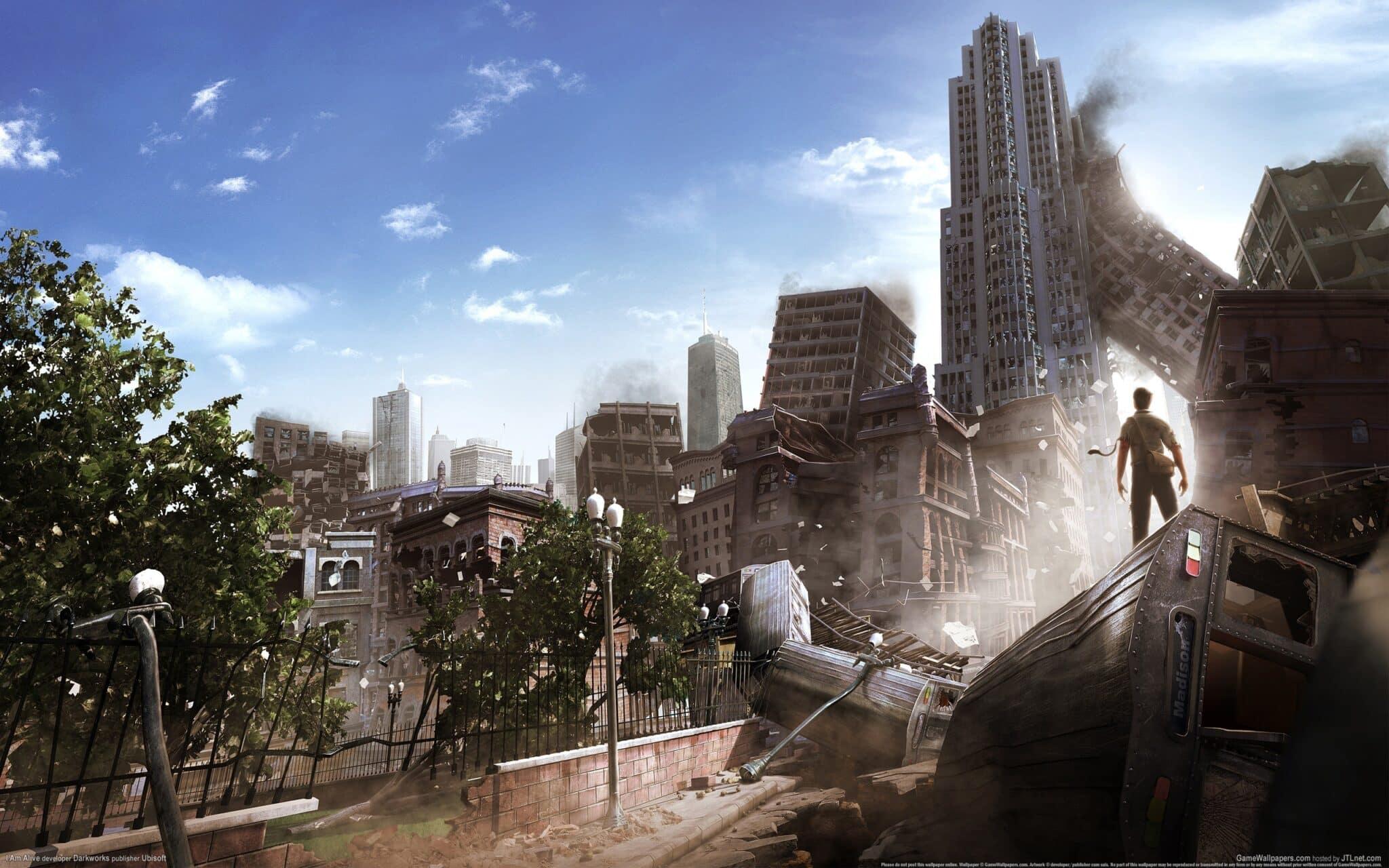 Где возможно выжить после конца света: список лучших мест