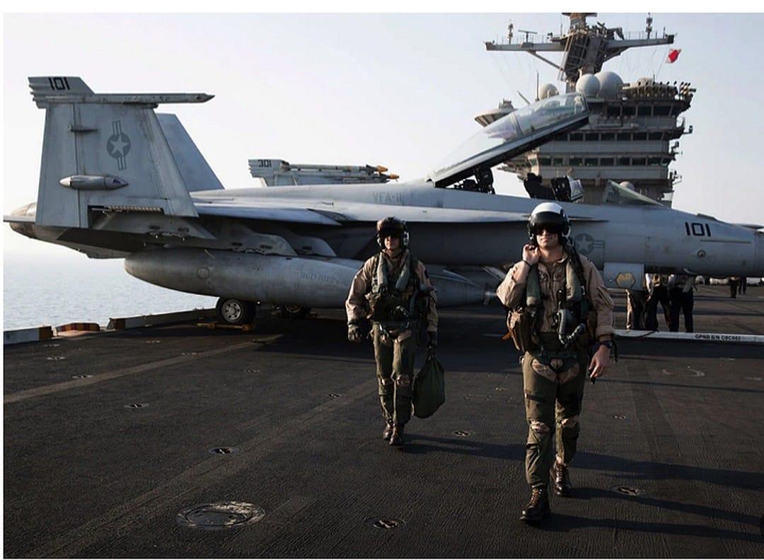 Пилоты ВВС США признались о встречах с НЛО