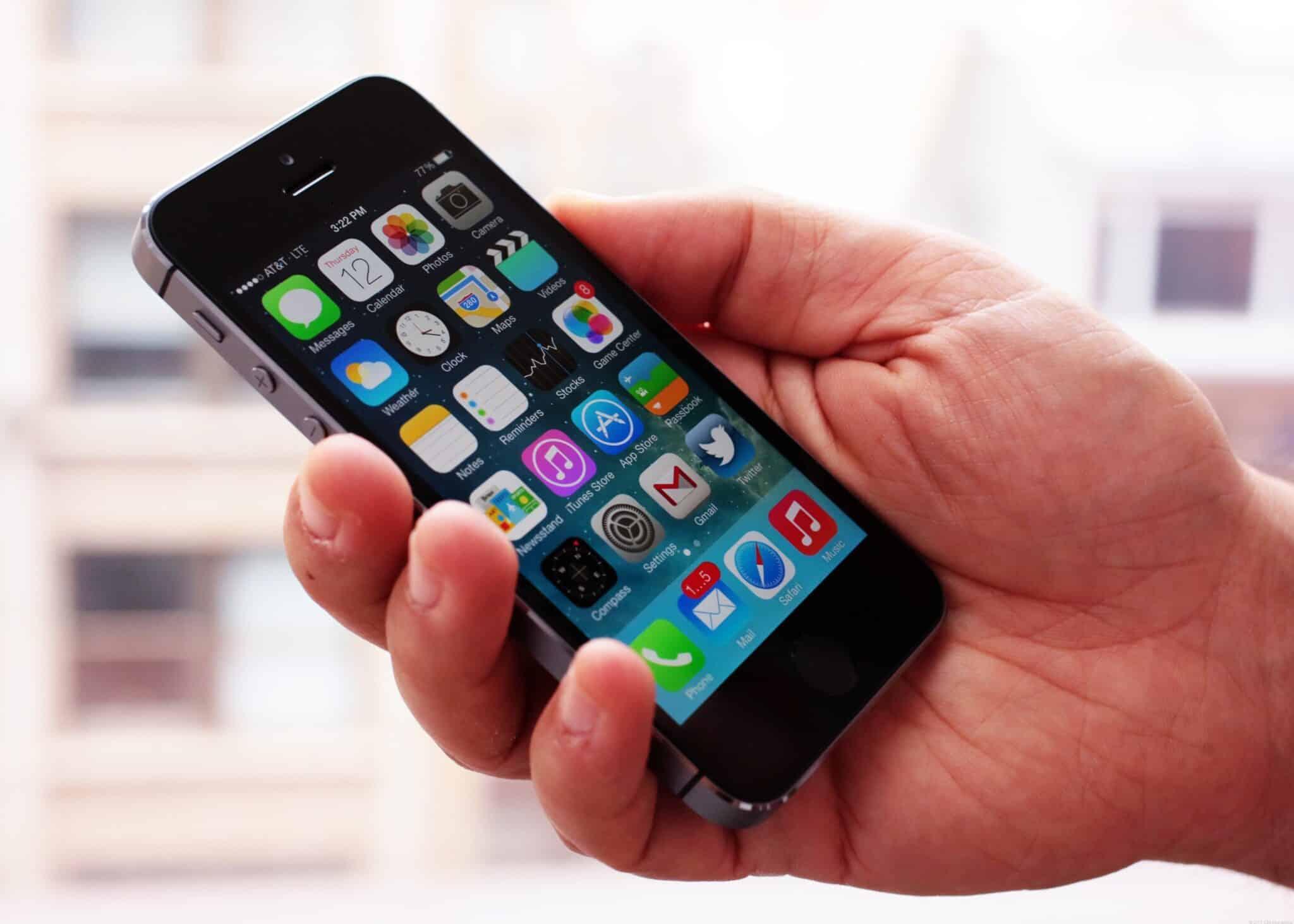 Владельцы iPhone 5 от компании Apple лишатся многих функций и практически не смогут пользоваться данным мобильным телефоном