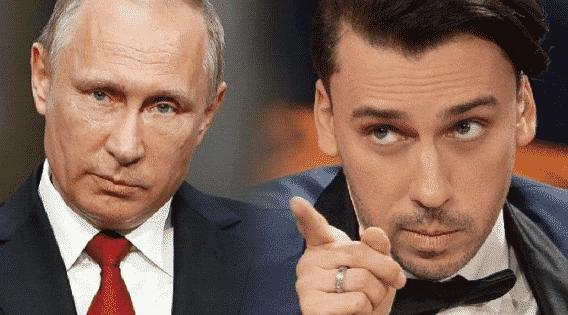 Галкин жестко пошутил над Путиным и Собчак