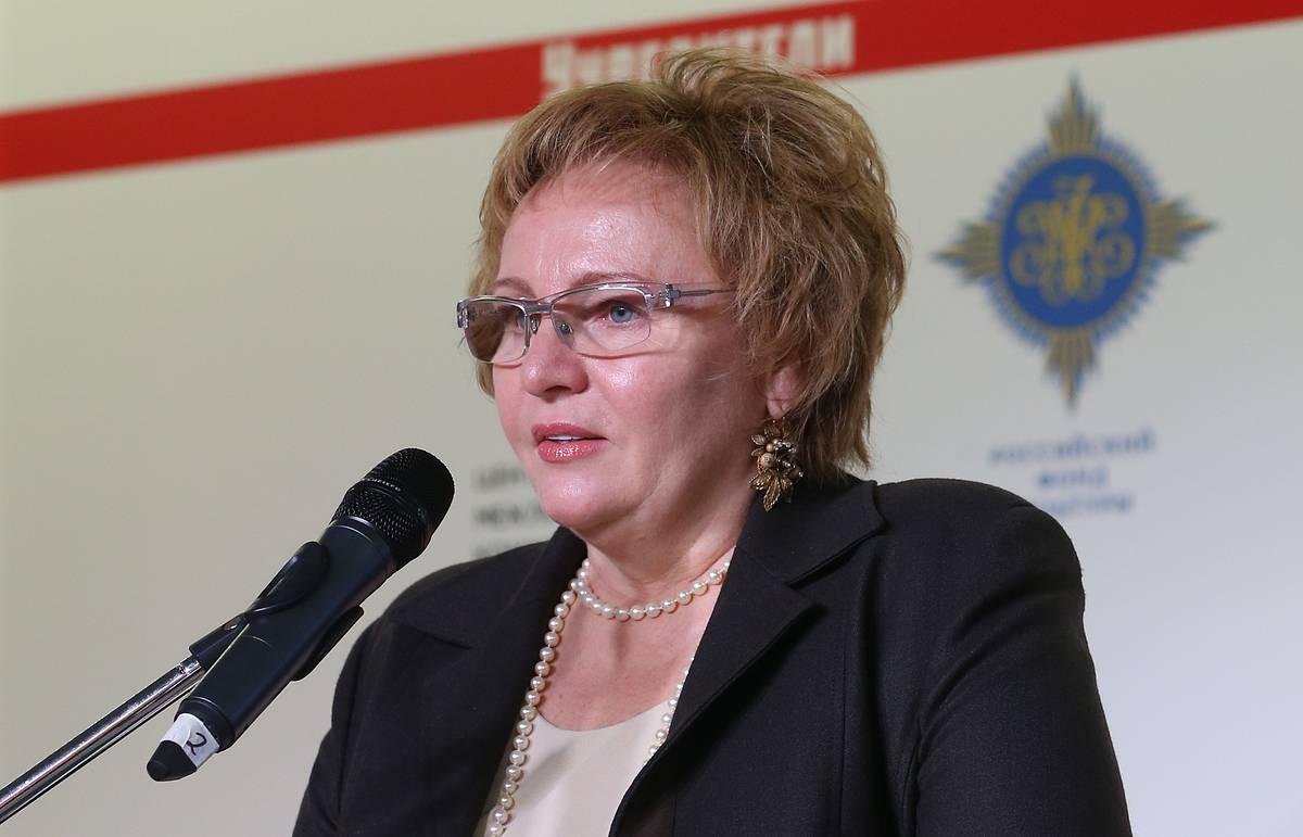 Людмила Путина сегодня: чем занимается бывшая жена президента России Владимира Путина