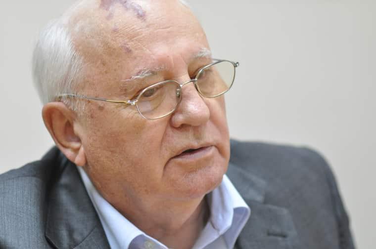 Горбачёв рассказал про