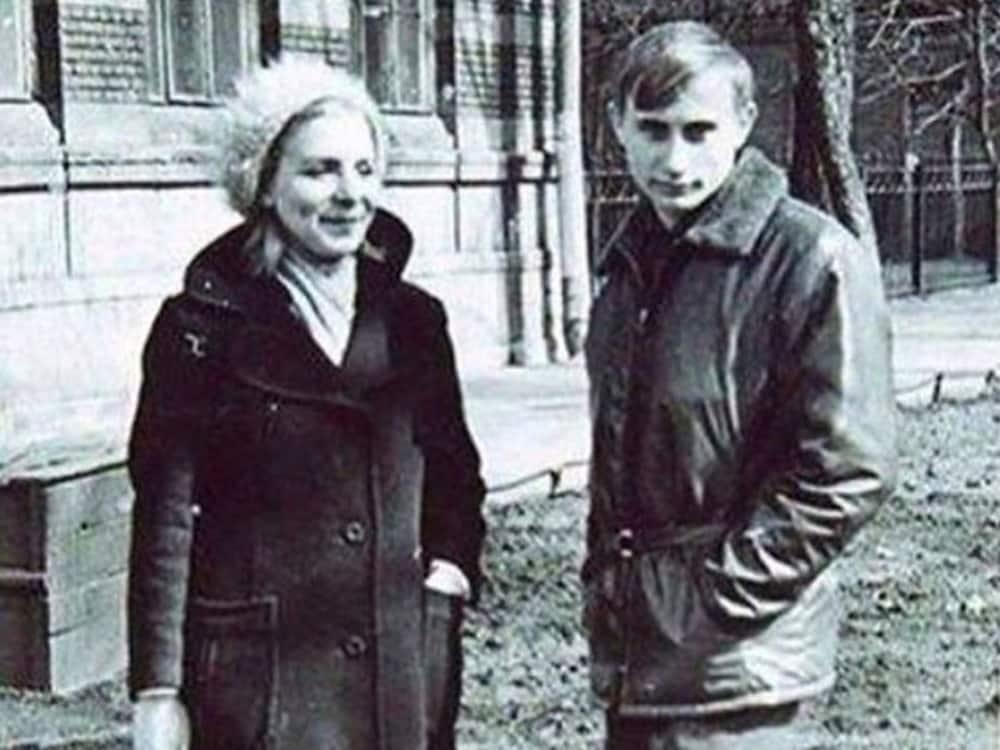 Личная жизнь Владимира Путина: история Владимира и Людмилы Путиных