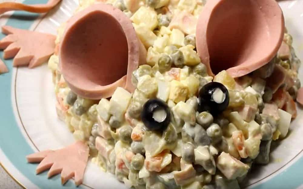 Что лучше не готовить на Новый 2020 год чтобы задобрить символ года, крысу