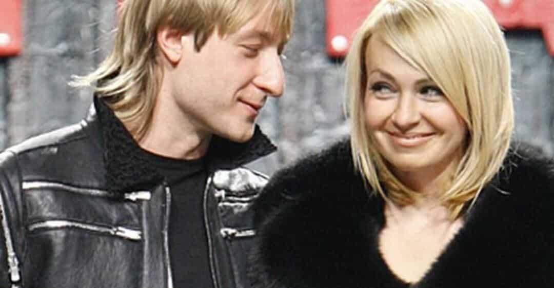 Рудковская и Плющенко. Развод, или очередной пиар