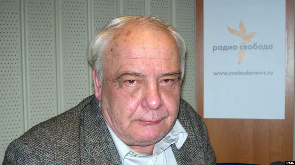 Умер Владимир Буковский, автор скандальных книг