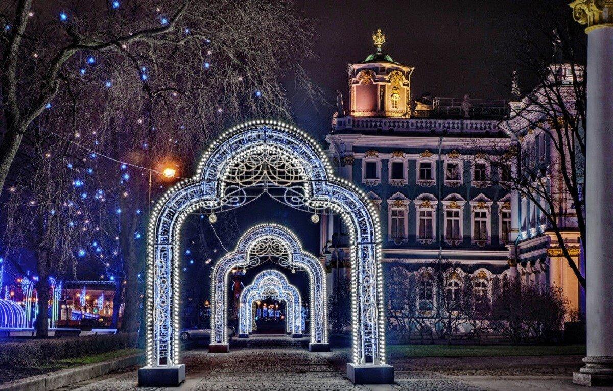 Погода в Санкт-Петербурге в декабре 2019: прогноз, погода в новогоднюю ночь 2020