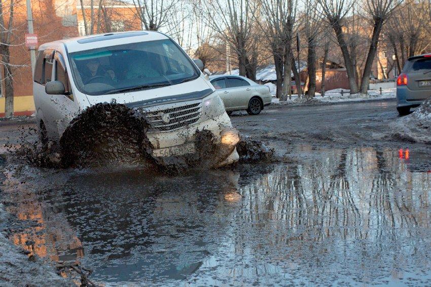 Где в России самые плохие дороги