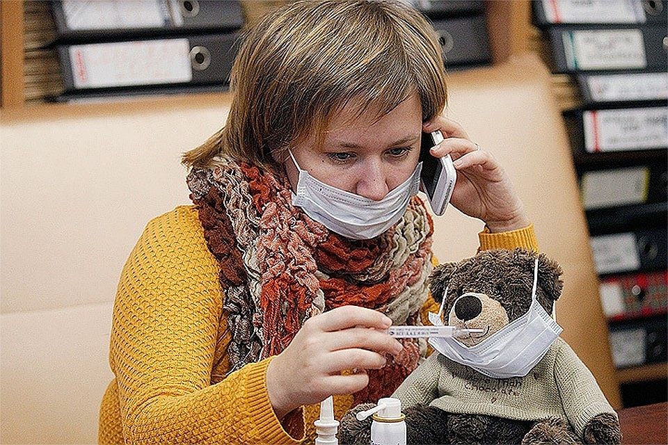 Эпидемия гриппа в 2019 году в Москве: прогноз когда будет, последние новости