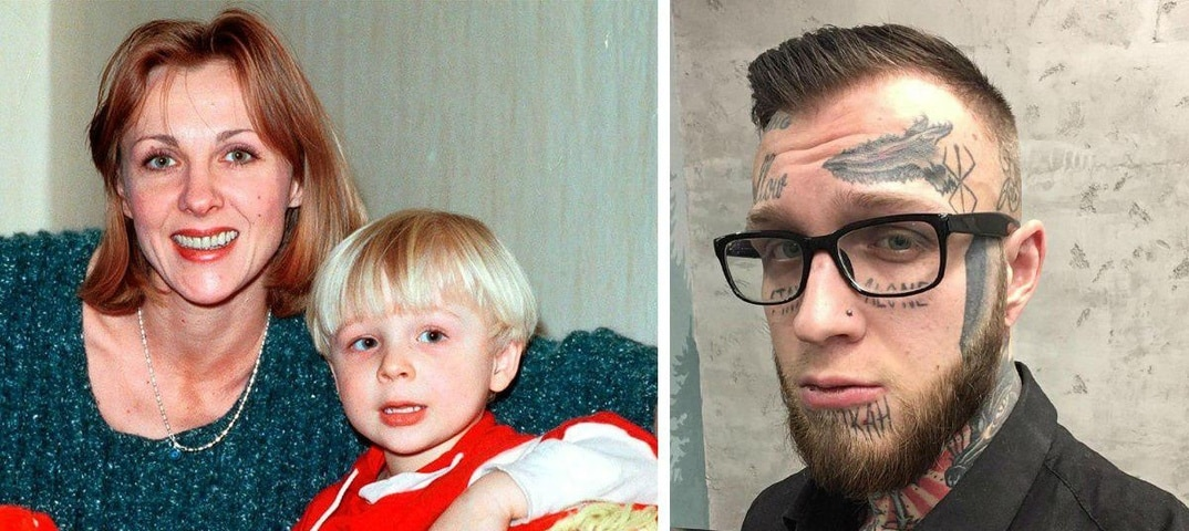 Денис Шальных пытается сохранить лицо: сыну Яковлевой надоели татуировки