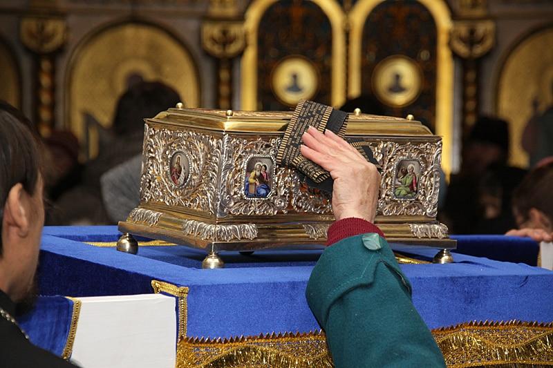 Пояс Богородицы ждут в Липецке 28 ноября 2019