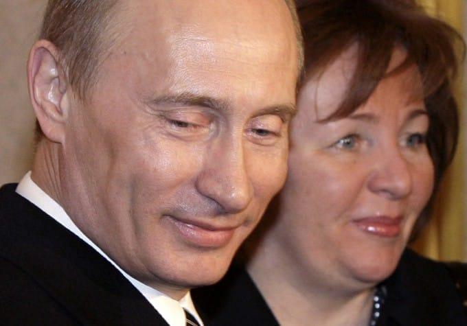 Тайна развода Путина с женой Людмилой: подробности о которых не говорят