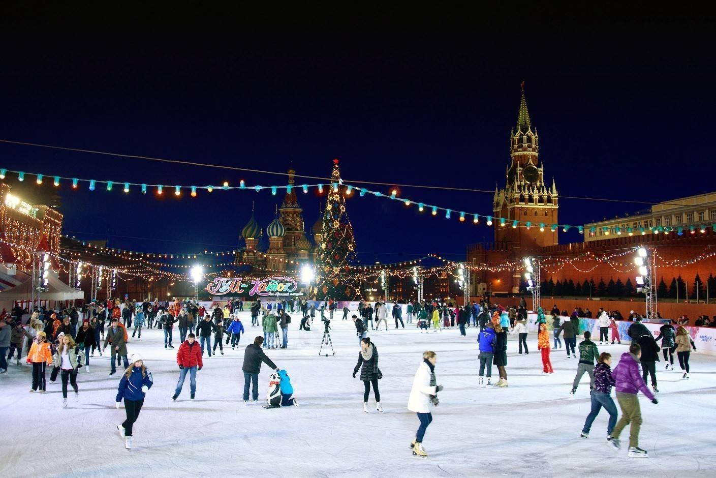 Когда в Москве наступит зима в 2019 году?