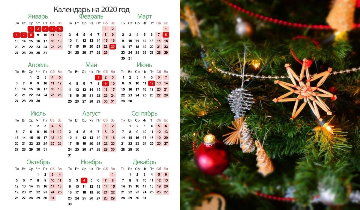 31 декабря 2019 рабочий день или нет: сколько дней отдыхаем в январе 2020