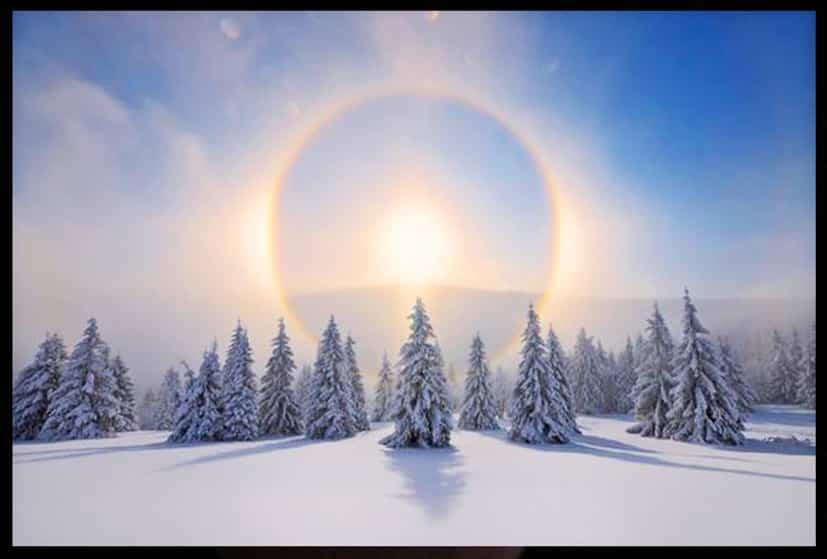 Дата зимнего солнцестояния в 2019 году: приметы в этот день