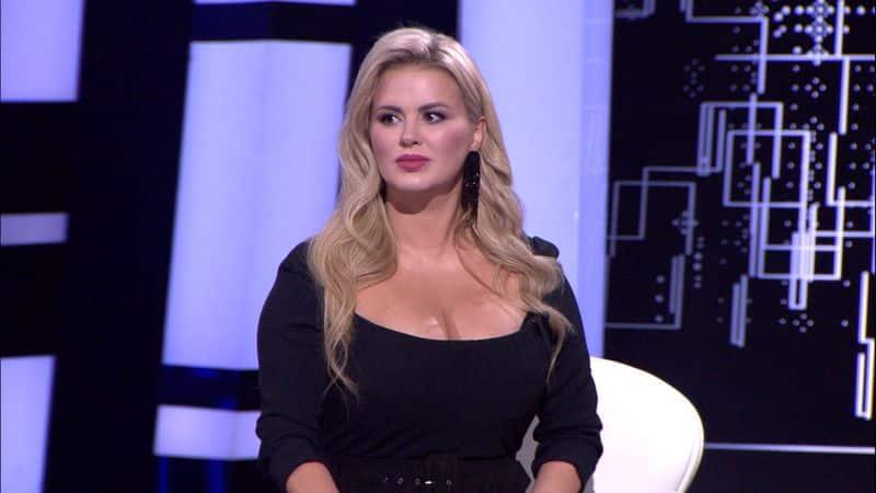 Анна Семенович рассказала о тайнах личной жизни в программе «Секрет на миллион»