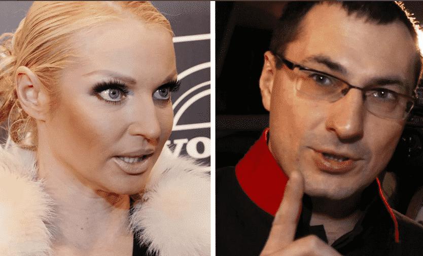 Муж запрещал Волочковой использовать кондиционер: вышла книга с откровениями балерины