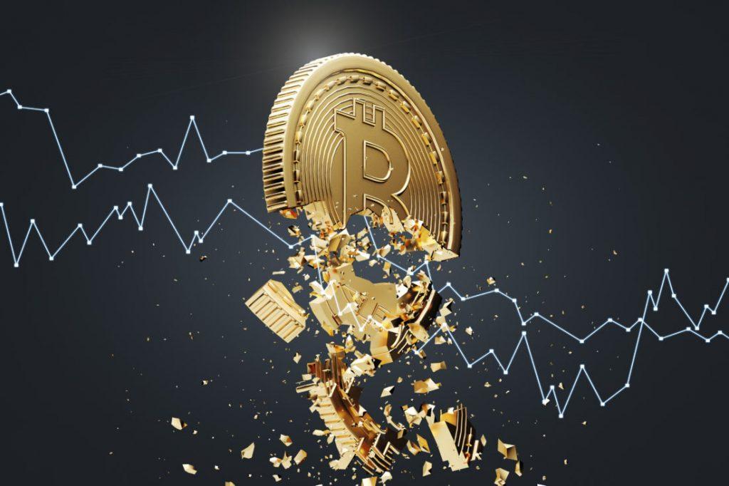 Цена на криптовалюты падает: что может быть причиной