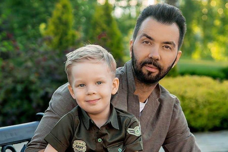 Денис Клявер высказал свое мнение о решении сына отправиться в армию