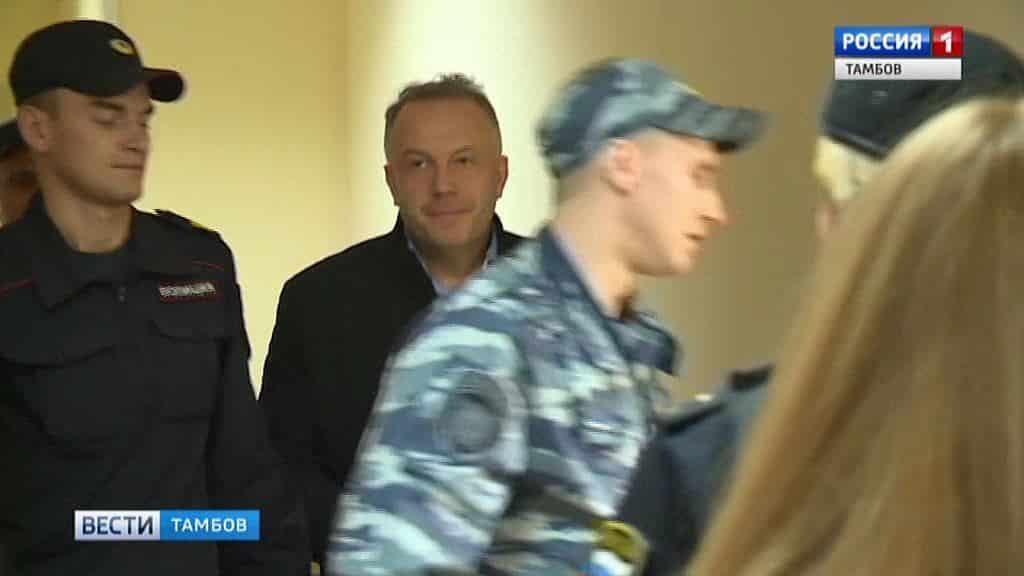 Тамбовский вице-губернатор Глеб Чулков: история ареста и самоубийство