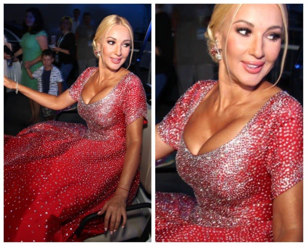 Ведущая Лера Кудрявцева удалила грудные импланты