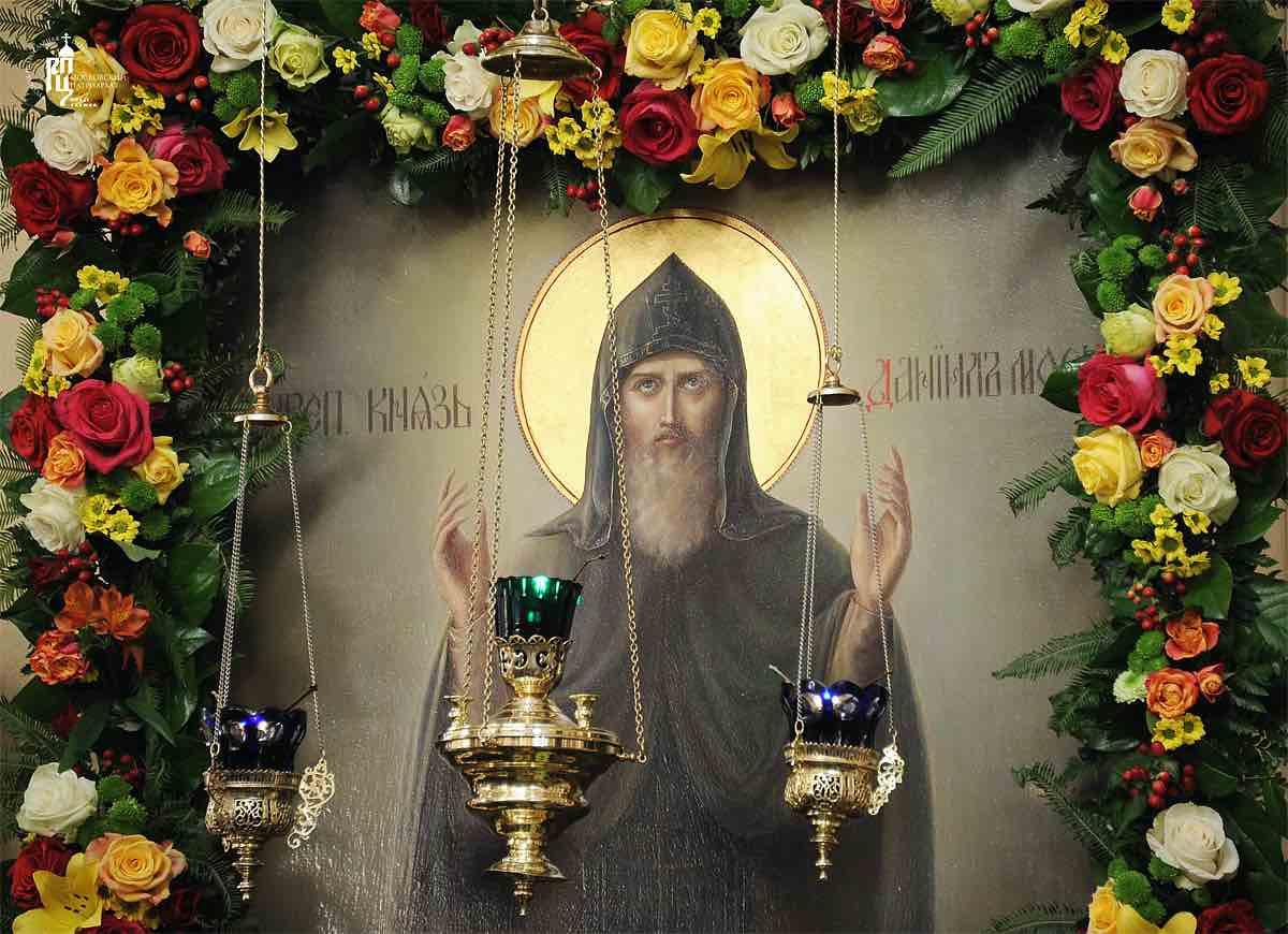 Какой церковный праздник сегодня 30 декабря 2019 чтят православные: Данилов день отмечают 30.12.2019
