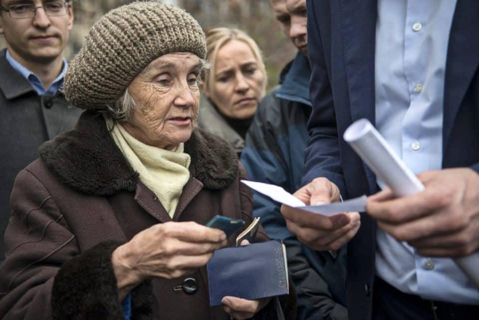 Граждан страны в очередной раз лишают пенсии с подачи кабинета министров